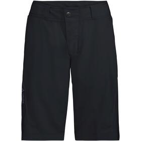 VAUDE Ledro Shorts Damen schwarz